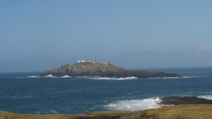 Eagle Island Lighthouse Belmullet Erris Mayo